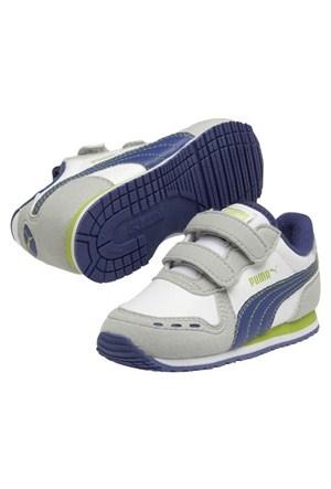 Puma 351980-21 Cabana Racer Çocuk Ayakkabısı