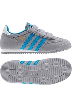 Adidas D67701 Dragon Cf C Orıgınals Çocuk Ayakkabısı Gri
