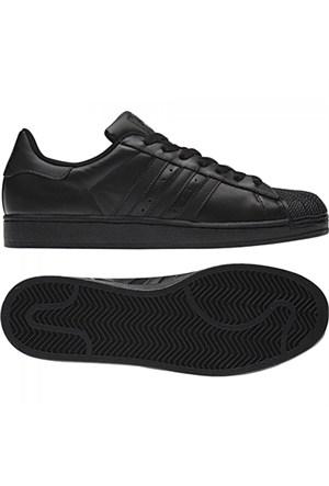 Adidas G14748 Superstar Iı Unisex Orıgınals Ayakkabı Siyah