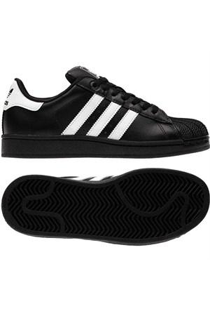 Adidas G04531 Superstar 2 K Çocuk Orıgınals Ayakkabı Siyah