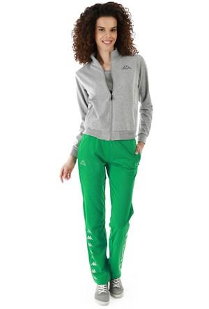Kappa 1 302XOB T07M Bayan Kadın Raşel Eşofman Altı Yeşil