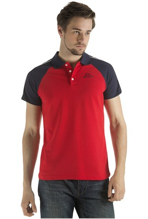 Kappa Erkek Polo T-Shirt 1 370666X565xl
