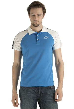 Kappa Erkek Polo T-Shirt 1 370666Xxeyl