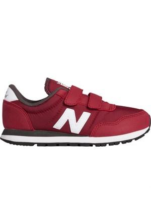 New Balance Kv396rgy Çocuk Bordo Spor Ayakkabı