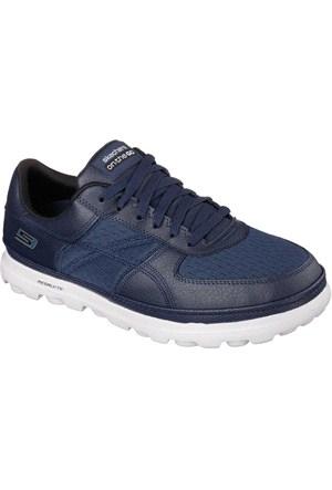 Skechers On The Go Erkek Mavi Spor Ayakkabısı (53667-Nvgy)