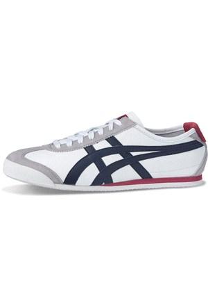 Onitsuka Tiger Mexico 66 Erkek Beyaz Spor Ayakkabı (Hl7c2-0173-M)