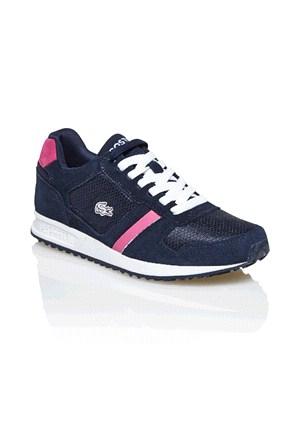 Lacoste Vauban Gsk Kadın Lacivert Spor Ayakkabı (Spw1026-12P)