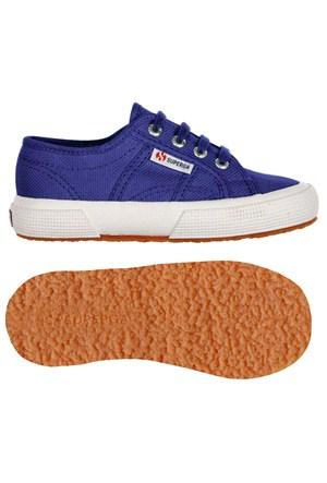 Superga 2750 Jcot Classic Çocuk Mavi Spor Ayakkabı (S0003c0-G03)