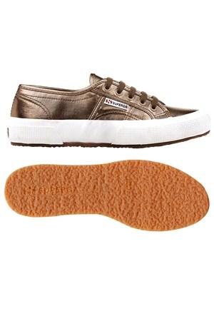 Superga 2750 Cotmetu Kadın Kahverengi Spor Ayakkabı (S002hg0-160)