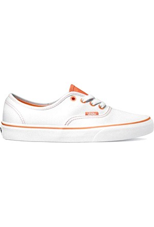 Vans Authnetic Kadın Krem Kaykay Ayakkabısı (Vzukfc8)