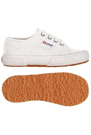 Superga 2750 Jcot Çocuk Beyaz Spor Ayakkabı (S0003c0-901)