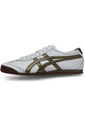 Onitsuka Tiger Mexico 66 Erkek Beyaz Spor Ayakkabı 43,5 (Hl7c2-0105)