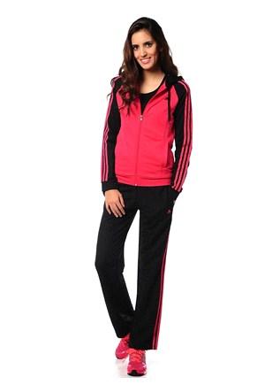 Adidas F49378 Young Knit Suit Bayan Eşofman Takımı