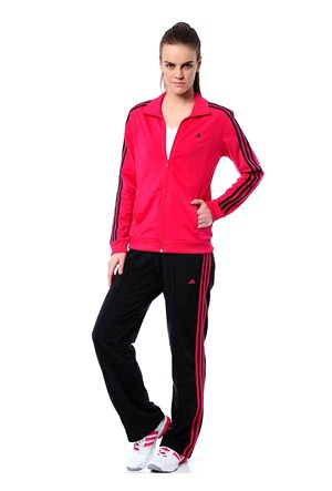 Adidas D89810 Diana Suit Bayan Eşofman Takımı