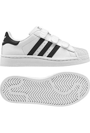 Adidas G61151 Superstar Çocuk Spor Ayakkabı