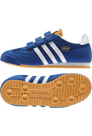 Adidas Dragon Cf C Croyal-Ftwwht-Stgolr Çocuk