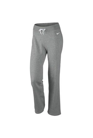 Nike Club Pant-Oh Swoosh Kadın Siyah Gri Gümüs Pant