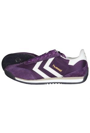 Hummel Unisex Ayakkabı Mor