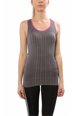 Sportive Seamlet Kolsuz Kadın T-Shirt