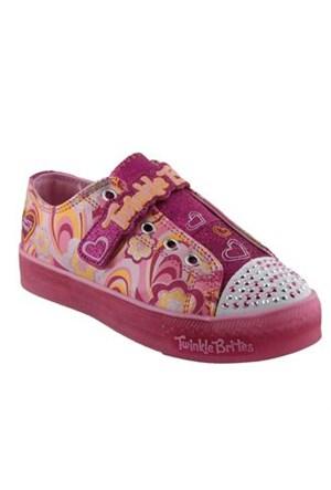 Skechers 10376L-Hpmt Işıklı Çocuk Ayakkabı