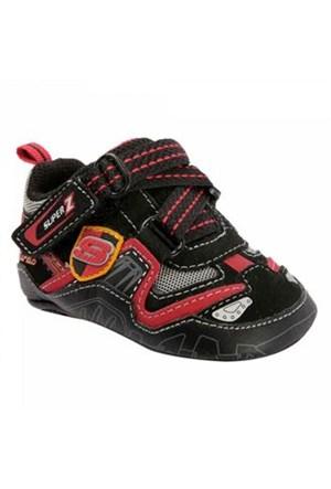 Skechers 90123N-Bkrd Çocuk Ayakkabı