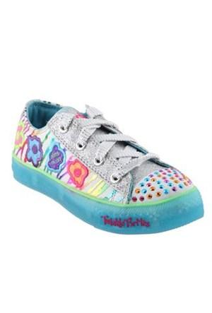 Skechers 10380L-Wmlt Işıklı Çocuk Ayakkabı