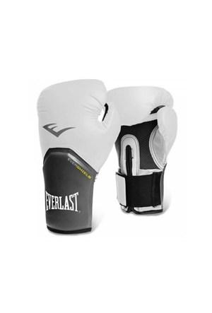 Everlast 2300 White Pro Style Elite Glove Erkek Boks Eldiveni