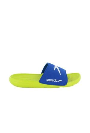 Speedo 8-07399A019 Atami Core Sld Jm Blu/Grn Çocuk Terlik