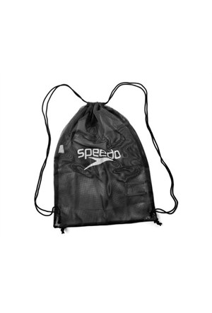 Speedo Equip Mesh Xu Siyah Yüzme Çantası SP8074070001