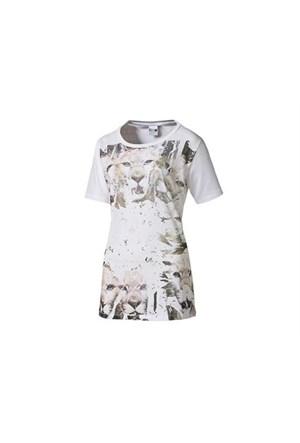 Puma 56903802 Graphic Tee Kadın Tişört