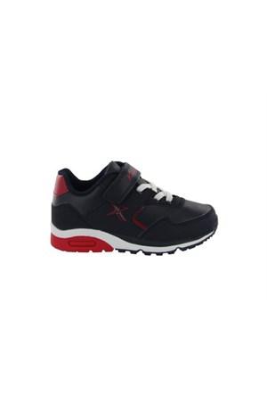 Kinetix 1216286 4F Artus Lacivert Beyaz Çocuk Günlük Ayakkabı