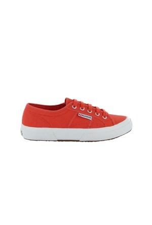 Superga S000010-C85 2750-Cotu Classic Tomato Kadın Günlük Ayakkabı