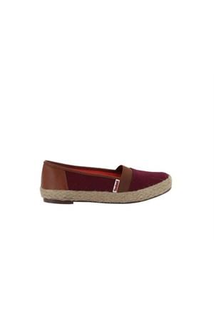Docker'S By Gerli 218756 Bordo Taba 288274 Kadın Günlük Ayakkabı