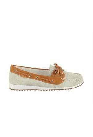 Docker'S By Gerli 216607 Bej 288032 Kadın Günlük Ayakkabı