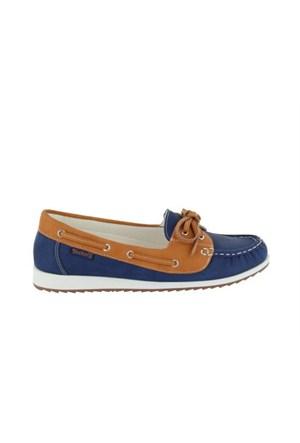 Docker'S By Gerli 216607 Lacivert 288026 216607 Lacivert 288026 Kadın Günlük Ayakkabı