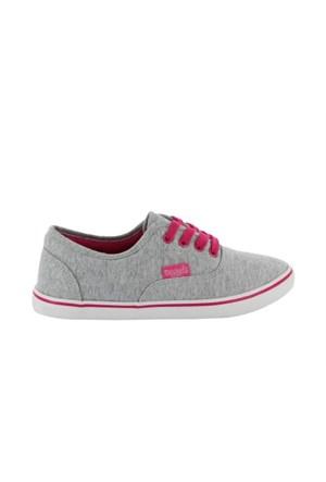 Docker'S By Gerli 216604 Gri Fuşya 288021 Kadın Günlük Ayakkabı