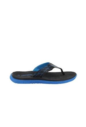 Docker'S By Gerli 218643 Siyah Mavi 285104 Erkek Ayakkabı Terlik