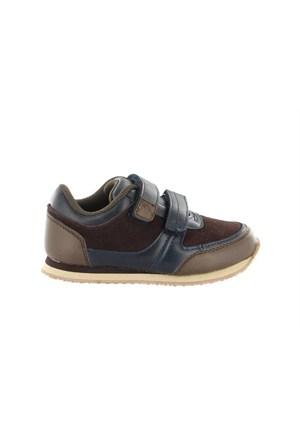 Lumberjack 3031 02 N1G Miles Kids Dark Brown Çocuk Günlük Ayakkabı
