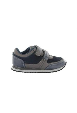 Lumberjack 3031 02 N1G Miles Kids Navy Blu Çocuk Günlük Ayakkabı