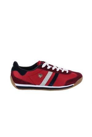 U.S.Polo Assn. 297166 5P Boni Z Kırmızı Kadın Günlük Ayakkabı