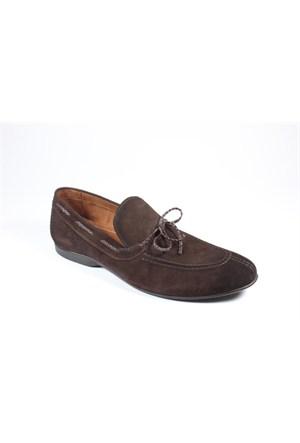 Commodore 213-402 Kahverengi Süet Erkek Ayakkabı