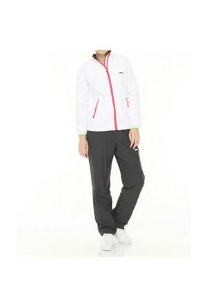 Slazenger Silvy Eşofman Takım Kadın Tekstil