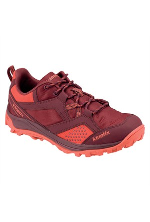 Kinetix 1250283 Bordo Kırmızı Erkek Fitness Ayakkabısı