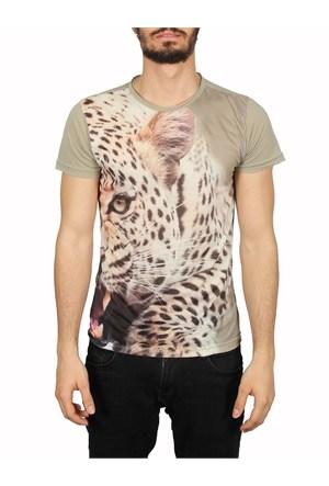 Sportive Suptiger Erkek T-Shirt