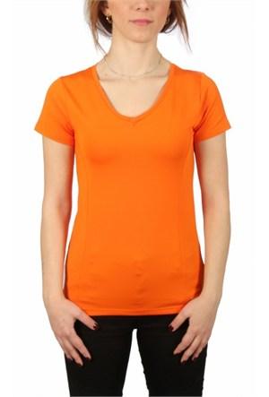 Sportive Polkestop Kadın T-Shirt