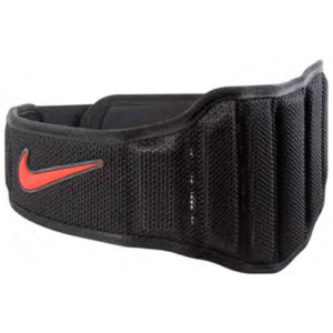 nike structured training belt 2.0 ağırlık kemeri - m