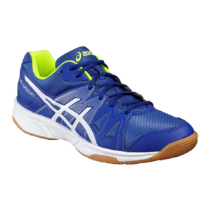 asics b400n-4501 gel upcourt voleybol-badminton ayakkabısı renkli bağcık - 43.5