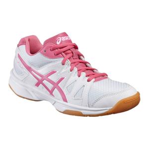 asics c413n-0120 gel upcourt gs voleybol-badminton ayakkabısı renkli bağcık - 37.5