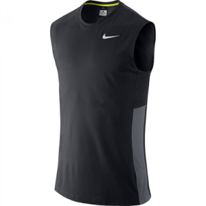 nike 641419-060 crossover sleeveless basketbol atlet - l