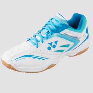 yonex power cushıon badminton, voleybol, hentbol, squash ayakkabı l.blue - 37